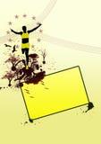 Orienteering Stockbild