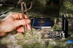 Orienteering Royalty Free Stock Photo