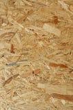 Orienterad textur för bakgrund för trådbrädeosb Royaltyfri Fotografi