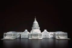 Orientering av Vita Huset Arkivbilder