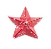 Origami звезды Стоковое Фото