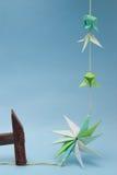origami молотка элементов Стоковые Изображения