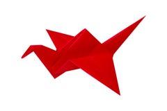 origami птицы Стоковые Фото