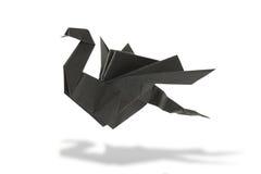 Origami дракона Стоковое Изображение