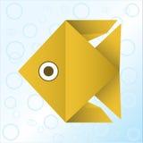 origami рыб Стоковые Изображения