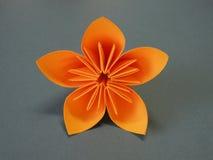 origami цветка Стоковое Изображение RF