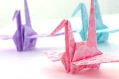 Origami Royalty Free Stock Photography