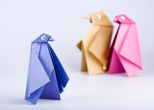 Origami Royaltyfria Foton