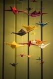 origami Arkivbild