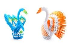 Origami. royalty-vrije stock foto