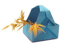 Origami Immagini Stock Libere da Diritti