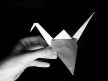 origami Fotografering för Bildbyråer