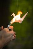 Origami Images libres de droits