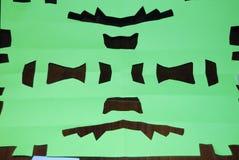 origami Fotografie Stock Libere da Diritti