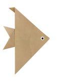 Origami angelfish Στοκ φωτογραφίες με δικαίωμα ελεύθερης χρήσης