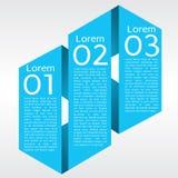 Origami Banner. Origami Banner Vector EPS10 stock illustration
