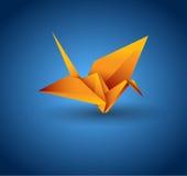 Origami Bird Royalty Free Stock Photos