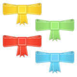 Origami Bows Royalty Free Stock Photo