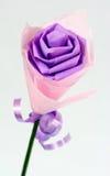 Origami dei fiori Immagini Stock