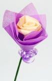 Origami des fleurs Photographie stock