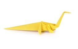 Origami dinosaur Obraz Royalty Free
