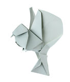 Origami dove Stock Photo