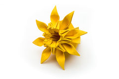 Free Origami Flower Stock Photography - 52114572