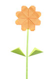 An origami flower. Eastphoto, tukuchina, An origami flower royalty free stock photo