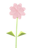 An origami flower. Eastphoto, tukuchina, An origami flower royalty free stock images