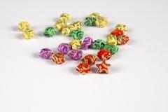 Origami gwiazda Fotografia Royalty Free