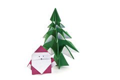 Origami japonais Photos libres de droits