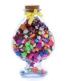 Origami Jar Stock Photo