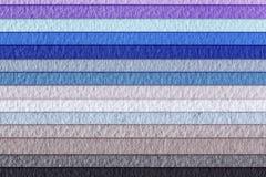 origami kolorowy papier Wysoki powiekszanie makro- Obraz Royalty Free