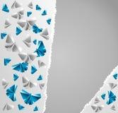 Origami paper Stock Photos