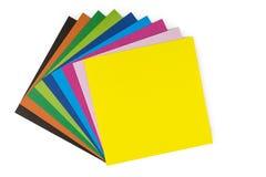 Origami papper Royaltyfria Foton
