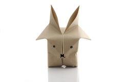 Origami rabbit Royalty Free Stock Photography