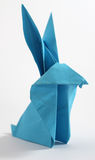 Origami rabbit Royalty Free Stock Photo