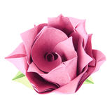 Origami roses Stock Photography