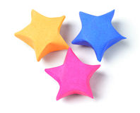 Origami Stars Stock Images