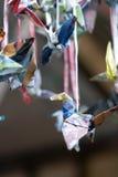 Origami tailandês foto de stock