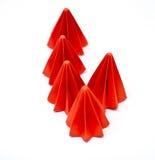 Origami units Royalty Free Stock Image