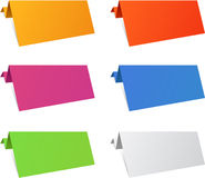 Origami wallpaper. Royalty Free Stock Images