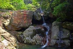 a origem do Rio Huangpu Fotografia de Stock Royalty Free