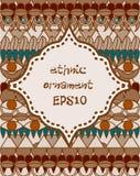 Origen étnico Fotografía de archivo libre de regalías