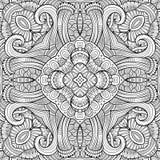Origen étnico tribal del vector abstracto Imagenes de archivo