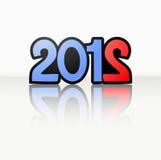 Original 2012 Stock Image