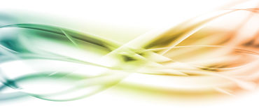 Original abstraction. In crayon tones Stock Images