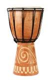 original africain de tambour de djembe photos stock