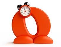 Original Alarm Clock Royalty Free Stock Images