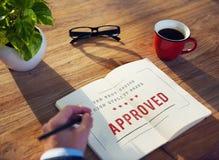 Original- begrepp för högkvalitativ garanti för märkesartikel med ensamrätt 100% Royaltyfri Bild